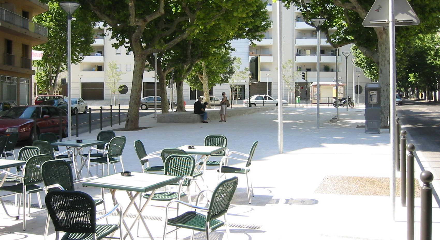 Place Mermoz